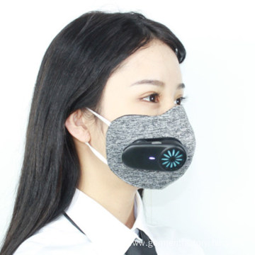Reusable Air RespiratorPurifiers Electronic Protection Mask